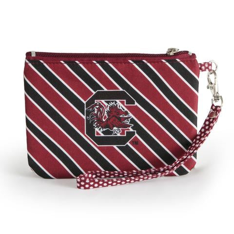 South Carolina Gamecocks Wristlet