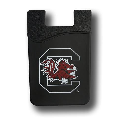 USC Gamecocks Cell Phone Wallet - Black