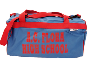 High School Duffel Bag