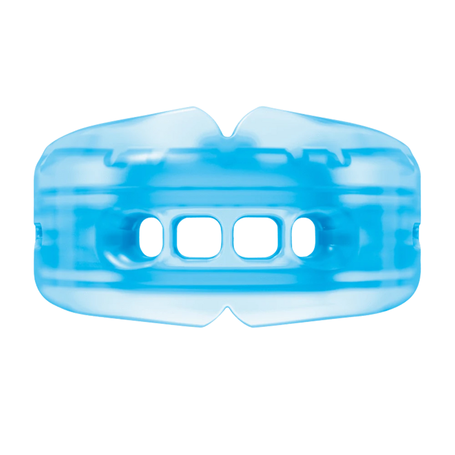 Shock Doctor Double Braces Mouthguard Blue (4 options)