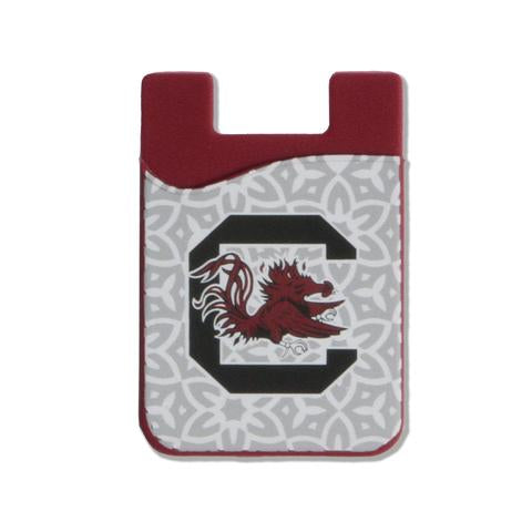 South Carolina Gamecocks Cell Phone Wallet