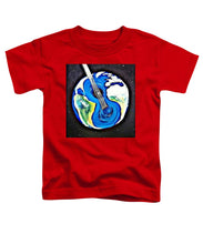 Load image into Gallery viewer, Music Makes the World Go 'Round - Toddler T-Shirt