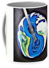 Load image into Gallery viewer, Music Makes the World Go 'Round - Mug