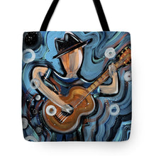 Load image into Gallery viewer, Calhoun Street Blues - Tote Bag