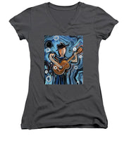 Load image into Gallery viewer, Calhoun Street Blues - Women's V-Neck