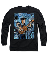 Load image into Gallery viewer, Calhoun Street Blues - Long Sleeve T-Shirt