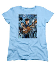 Load image into Gallery viewer, Calhoun Street Blues - Women's T-Shirt (Standard Fit)