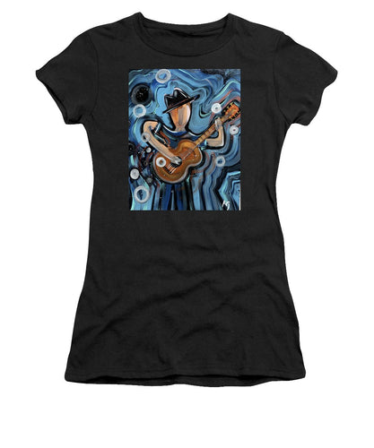 Calhoun Street Blues - Women's T-Shirt