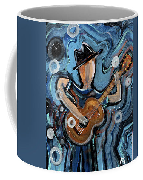 Calhoun Street Blues - Mug