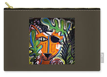 Load image into Gallery viewer, Eye of the Tiger - Carry-All Pouch