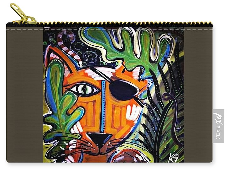 Eye of the Tiger - Carry-All Pouch