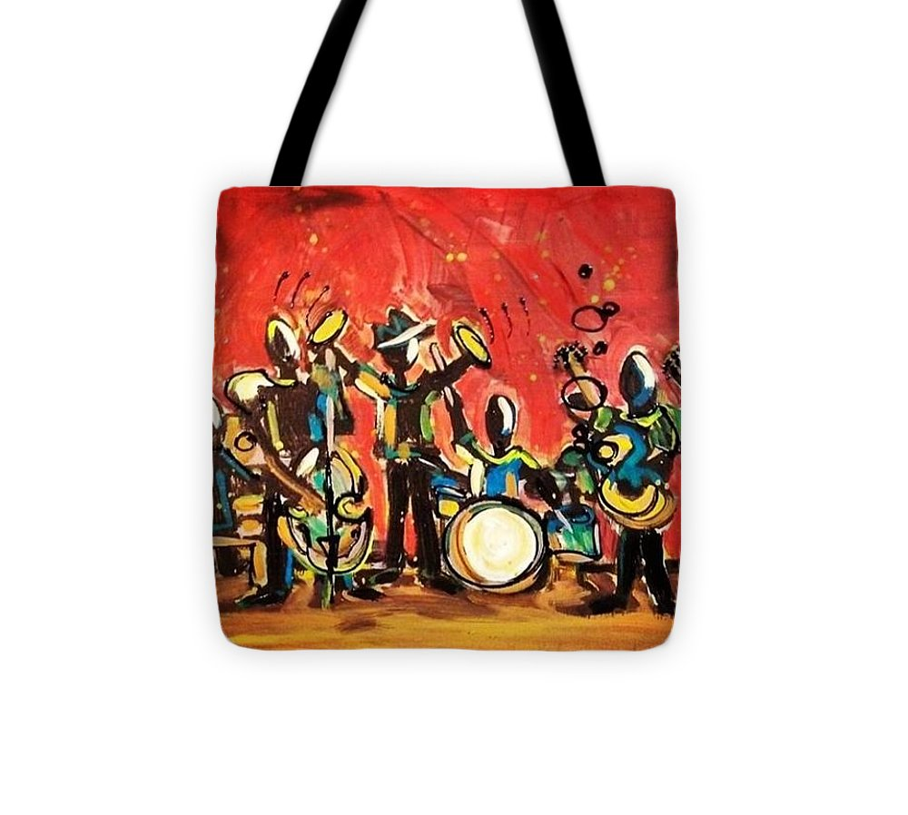 Jazzy - Tote Bag