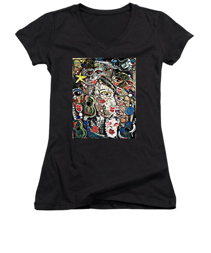 Marionettes - Women's V-Neck