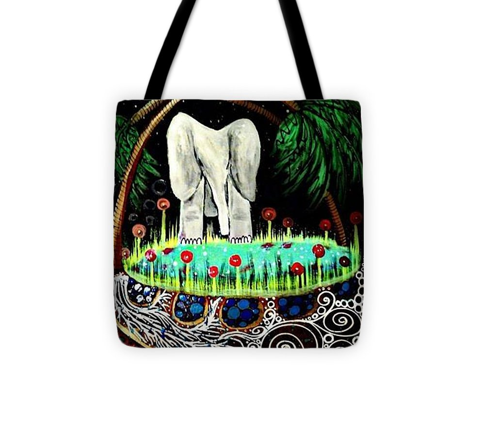 Midnight at the Oasis - Tote Bag