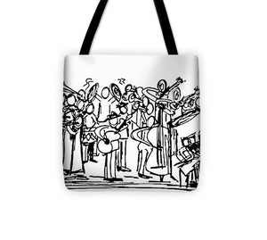 Orchestrated - Tote Bag