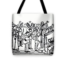 Load image into Gallery viewer, Orchestrated - Tote Bag