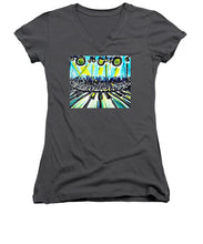 Load image into Gallery viewer, Ready for lift-off - Women's V-Neck