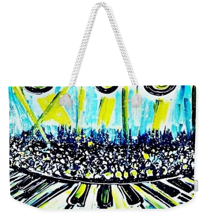 Ready for lift-off - Weekender Tote Bag