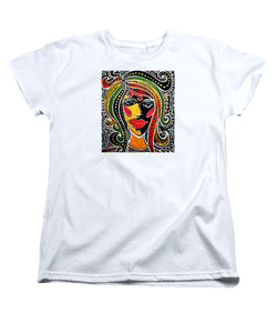 She's a Rainbow - Women's T-Shirt (Standard Fit)
