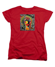 Load image into Gallery viewer, She's a Rainbow - Women's T-Shirt (Standard Fit)