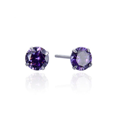 amethyst-basic-stud-earrings