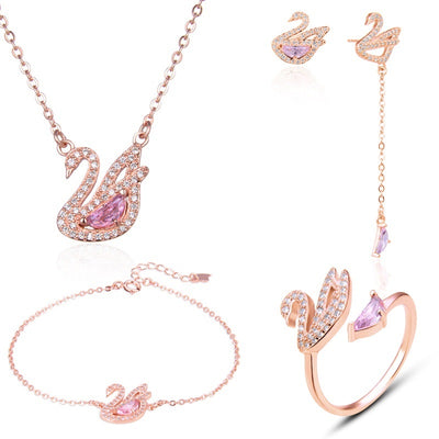 tourmaline-swan-jewelry-set