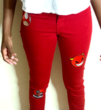 Red Devil Denim
