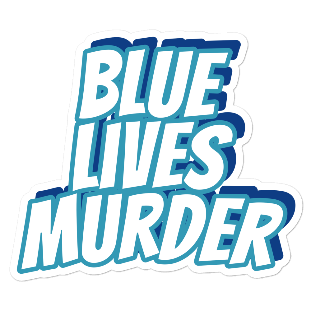 BLM Bubble-Free Stickers