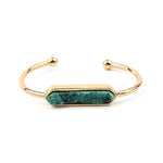 BRILHANTE COLLECTION - BRILHANTE BANGLE GOLD