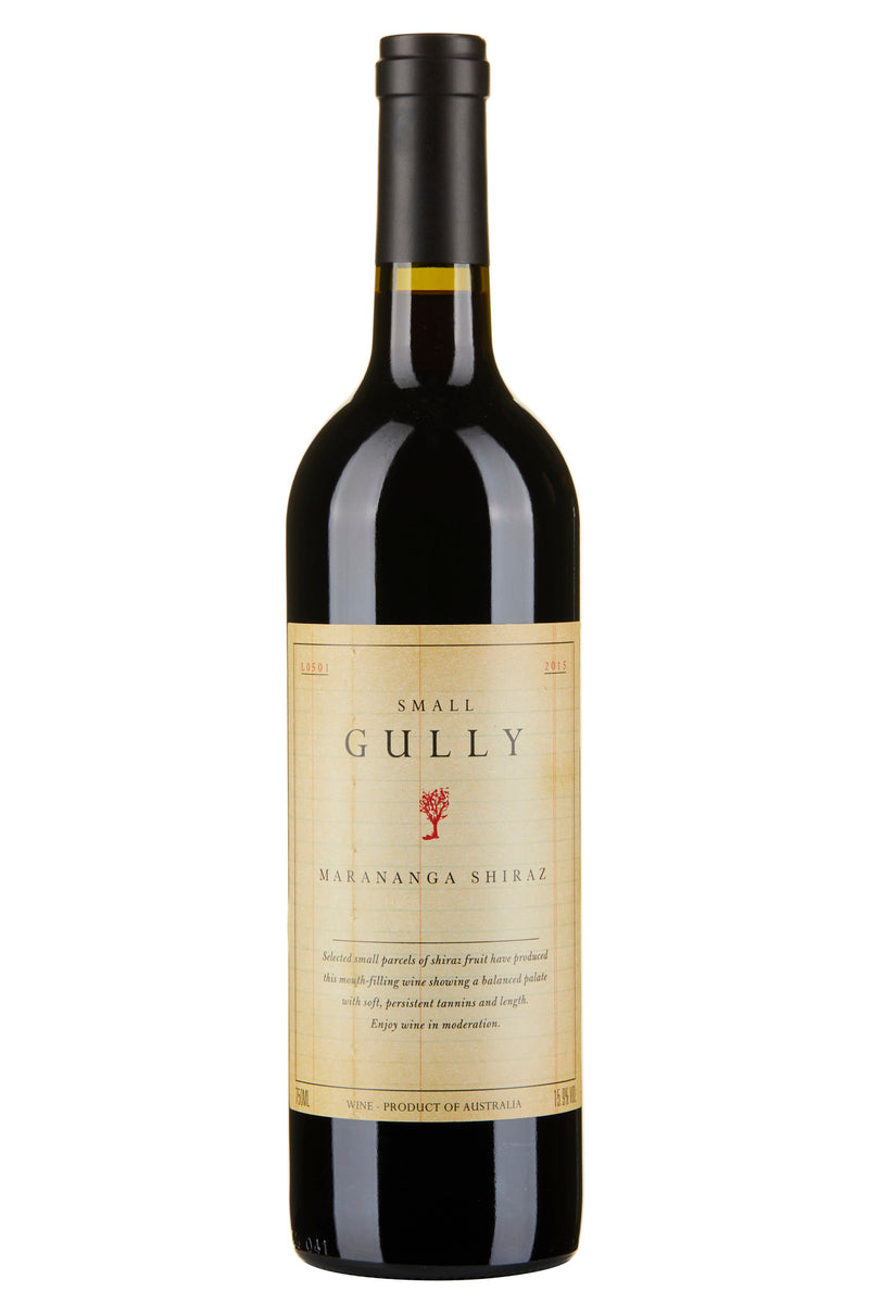 Small Gully Marananga Shiraz
