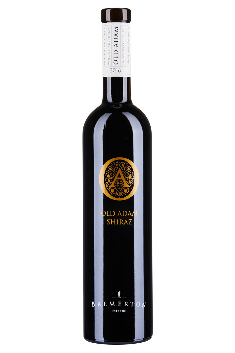 Bremerton Old Adam Shiraz
