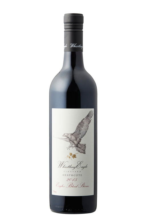 Whistling Eagle Eagles Blood Shiraz