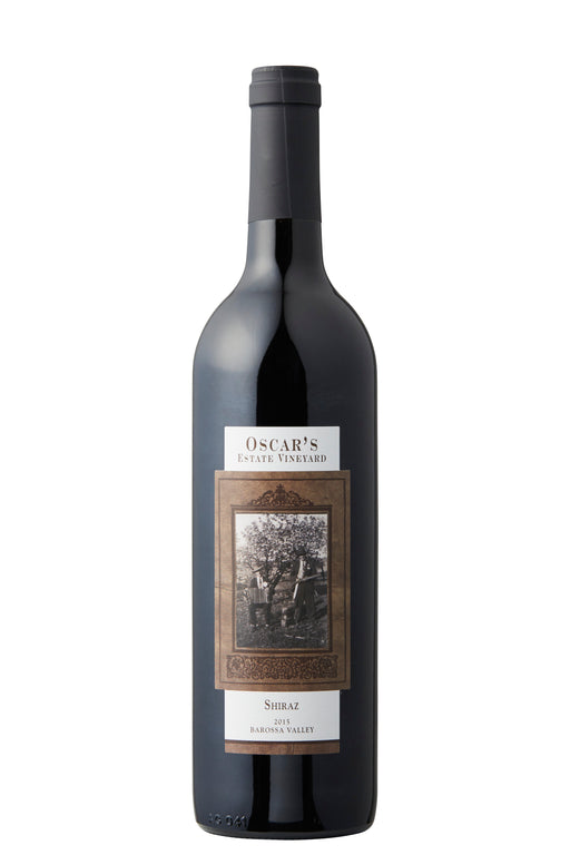 Small Gully Wines Oscar's Vineyard Shiraz