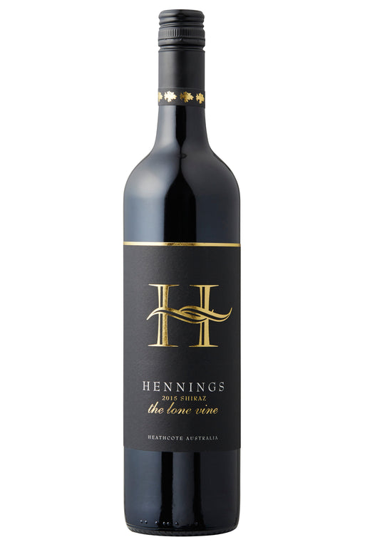 Hennings The Lone Vine Shiraz
