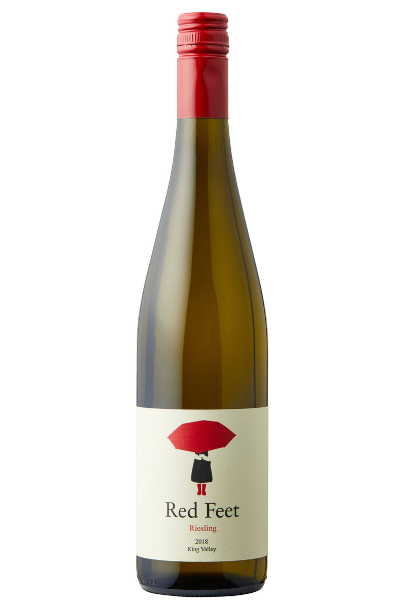 Red Feet Riesling