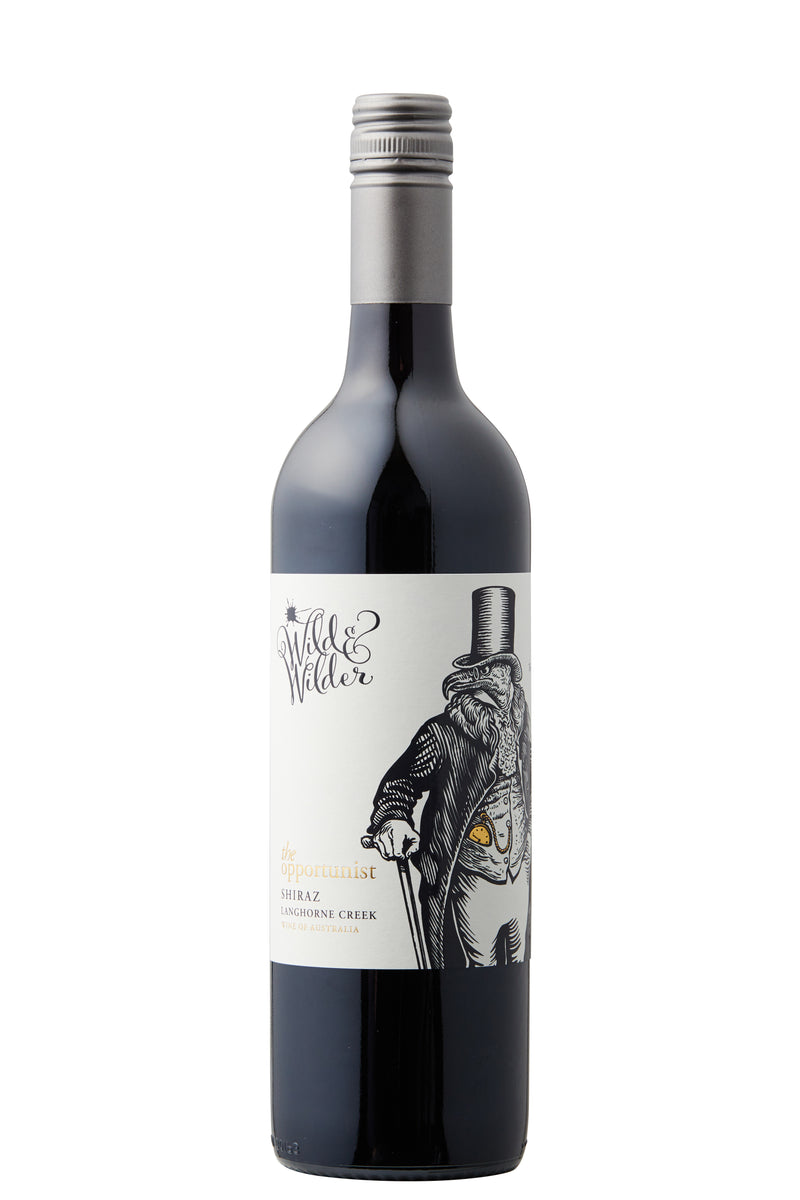 Wild & Wilder The Opportunist Shiraz