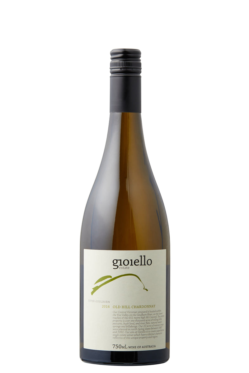 Gioiello Estate Old Hill Reserve Chardonnay