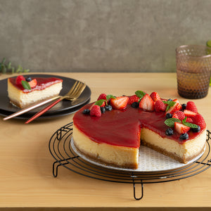 Order Online |  Mixed Berry Cheesecake | Plain Desserts