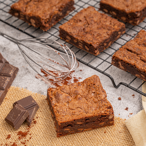 Order Online |  Milk Chocolate Brownies | Plain Desserts