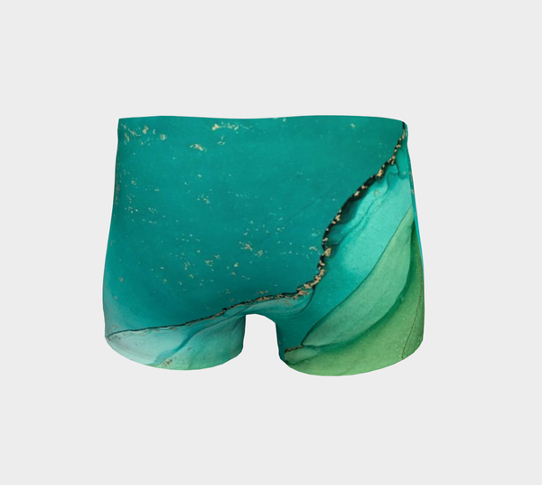 Aqua -Shorts - Streetside Apparel