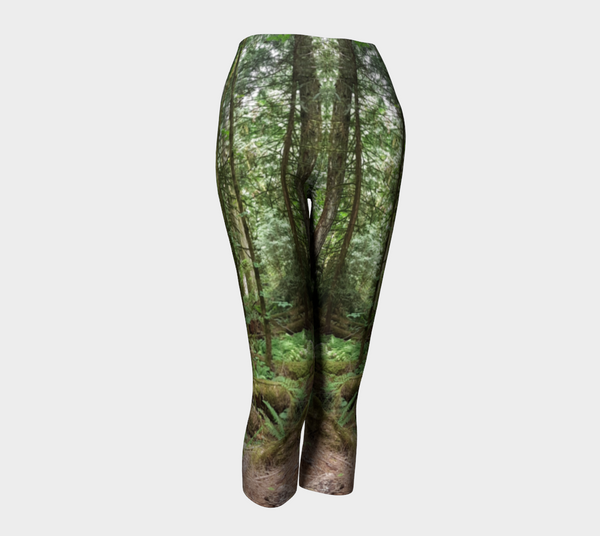 Cathedral Grove Capris - Streetside Apparel