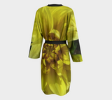 Yellow Dahlia Peignoir - Streetside Apparel