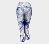 Blue Dreams - Capris - Streetside Apparel