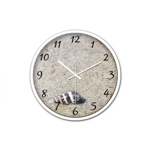 Time Shell Clock - Streetside Apparel