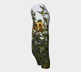 Sunflower Fields - Capris - Streetside Apparel