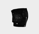Black Splatter Shorts - Streetside Apparel