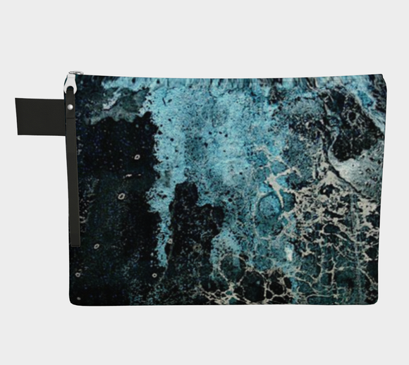 Ocean Waves Clutch - Streetside Apparel