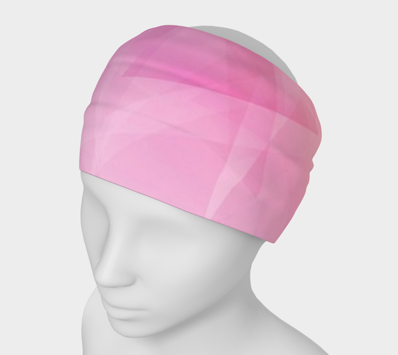Pink Peach Headband - Streetside Apparel