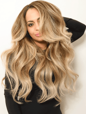 Balayage Chatain/Blond