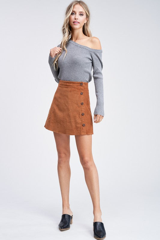 Kimberlee Mini Skirt